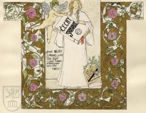 Karel Babka, Čechy svobodné, 1919