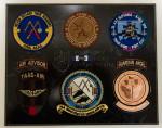 Vzpomínková plaketa na 23. jednotku leteckého poradního týmu v Afghánistánu