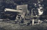 Zákopové dělostřelectvo za první světové války. 1. část
