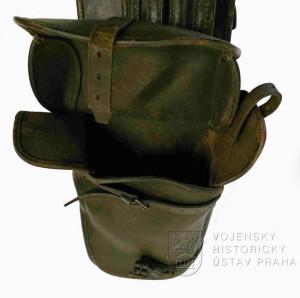 Československá jezdecká torba, 30. léta 20. století