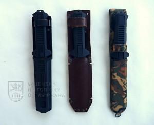 Čs. bojový nůž speciální vz. 85