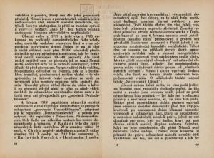Strany 64 a 65 popisující události 4. března 1919.