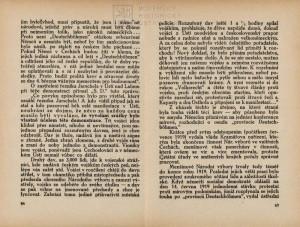 Strany 66 a 67 popisující události 4. března 1919.