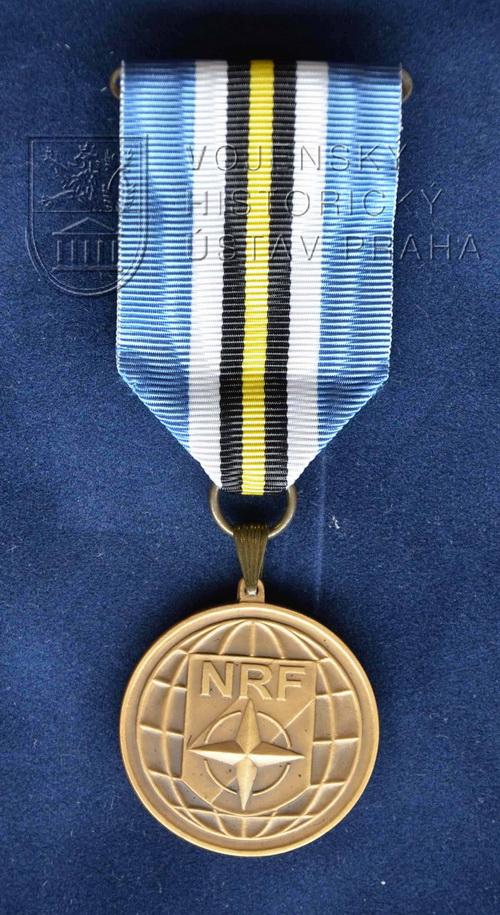 Čestný pamětní odznak NATO Response Force