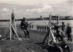 Českoslovenští vojáci při výcviku v Buzuluku