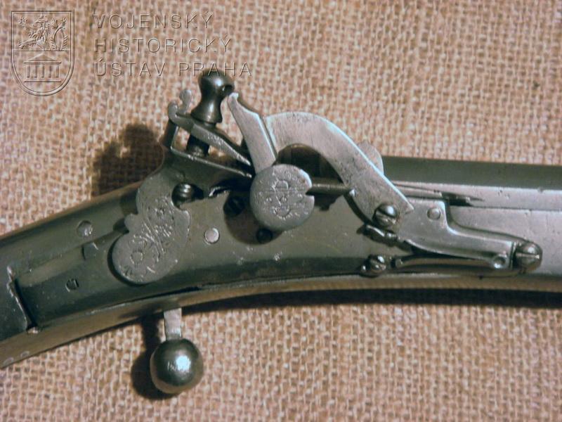 Pár celokovových pistolí se skotským křesadlovým zámkem, 1662