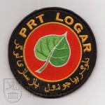 Rukávové označení jednotky Provinčního rekonstrukčního týmu Lógar