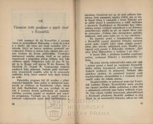 Začátek kapitoly o nejvýznamnějších českých poslancích.