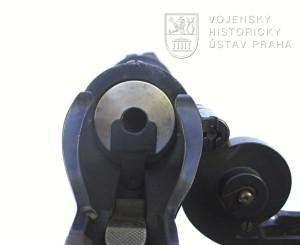 Čs. signální pistole vzor 30 – úprava na jateční pistoli