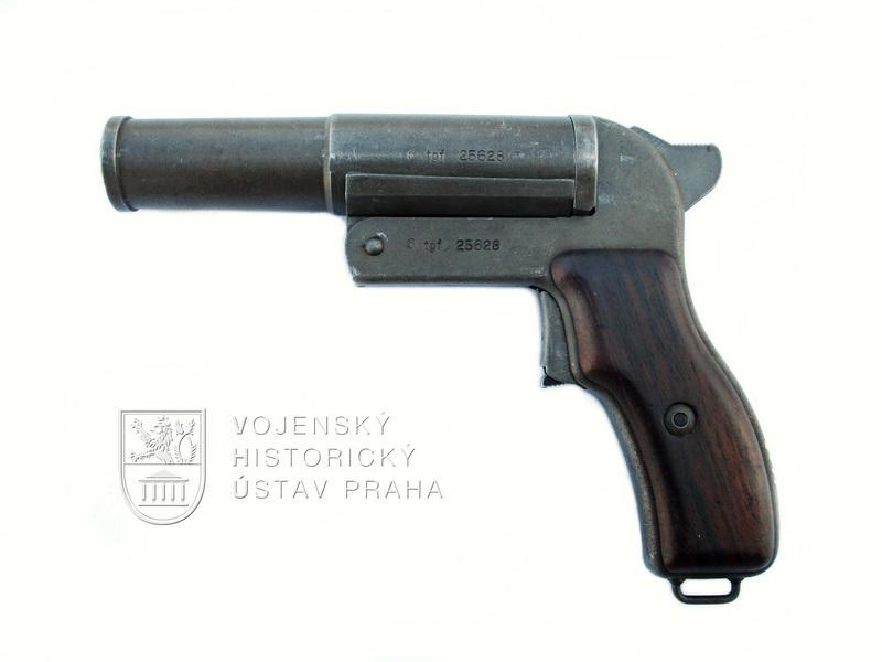 Čs. signální pistole vzor 44 (ZP 51)