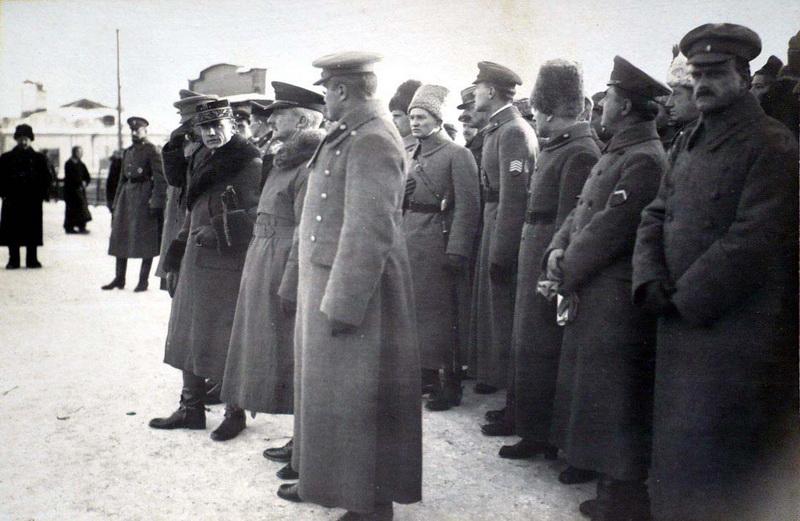 Vznik Československého vojska na Rusi