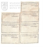 Zeměbranecké jmenovky, Rakousko-uhersko, 1914.