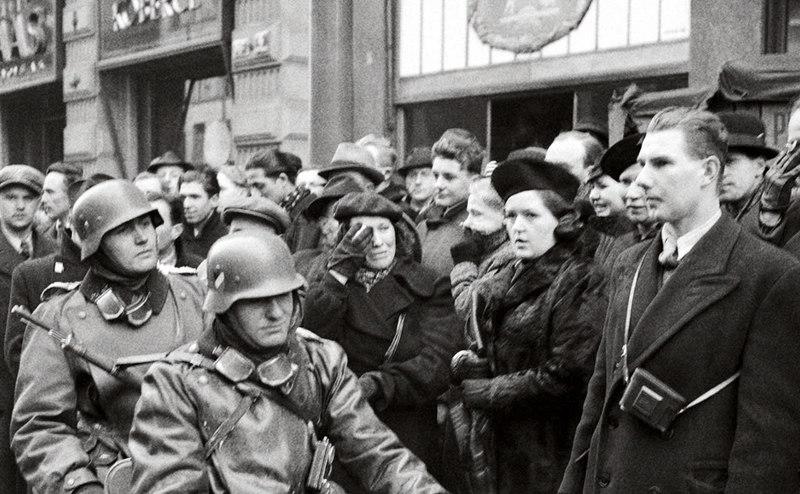 Tragický 15. březen 1939