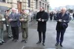 Výstava na Vítězném náměstí, kterou připravil VHÚ, mapuje 20 let České republiky v NATO