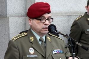 Zástupce náčelníka GŠ AČR, brigádní generál Milan Schulc
