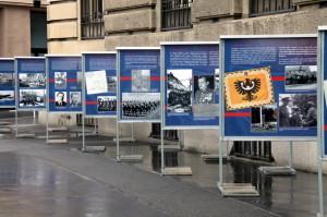 Vernisáž výstavy Nezlomená armáda