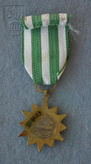 Jihovietnamská medaile Za tažení