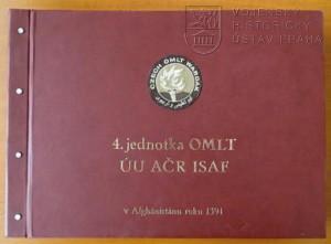 Kronika 4. jednotky poradního a výcvikového týmu OMLT