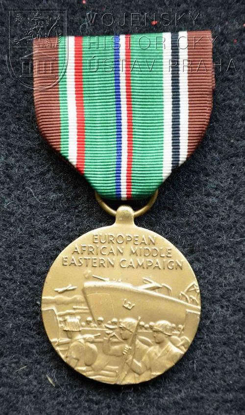 Medaile za evropsko-africko-středovýchodní tažení