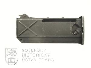 Plnička zásobníku pro samopal ZK 383