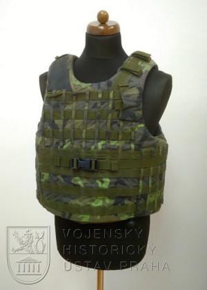 Taktická balistická vesta, Česká republika, 2009
