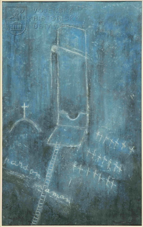 Alén Diviš, Odpusť matko, 1941.