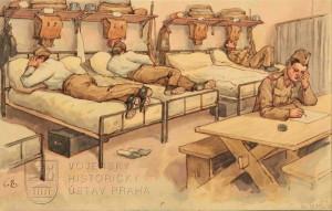 Odpočinek, 20. léta 20. století
