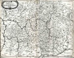 ZEILLER, Martin. Topographia Franconiae