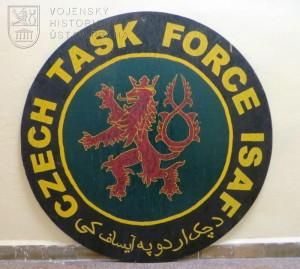 Znak Úkolového uskupení AČR RESOLUTE SUPPORT