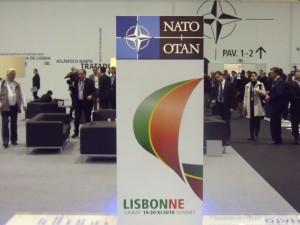 Oficiální logo summitu. Foto Jan Pejšek.