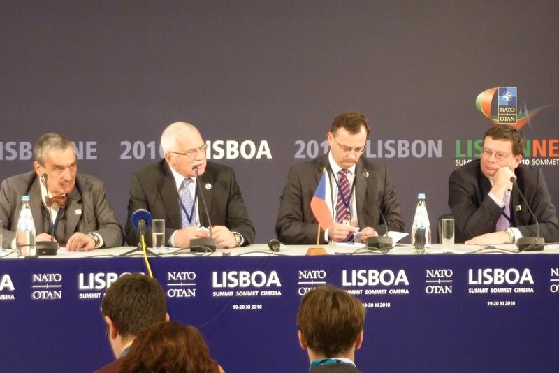 20 let v NATO: Lisabonský summit, alianční reakce na nové hrozby