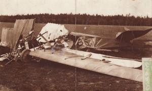 B-5 po havárii