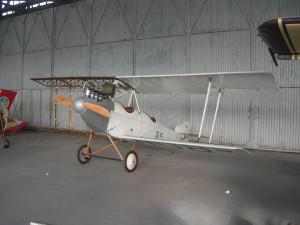 Zrenovovaný letoun