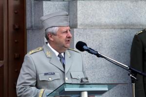 1. zástupce náčelníka GŠ AČR, generálmajor Jaromír Zůna