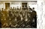 Příslušníci c. a k. pěšího pluku č. 35