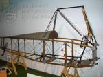Trup letounu Bohemia B-5