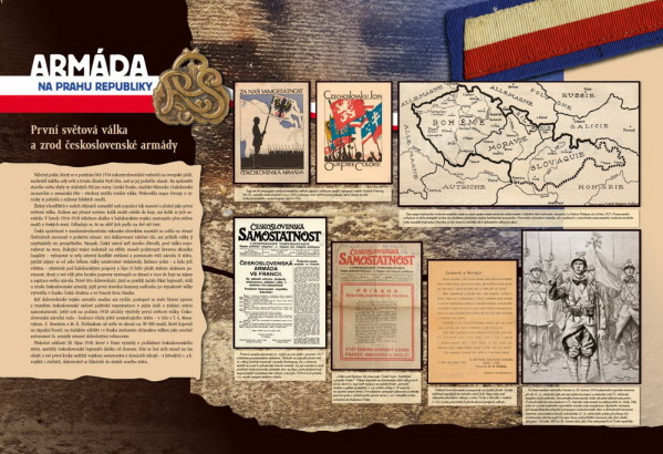 První roky československé armády: jaké byly?