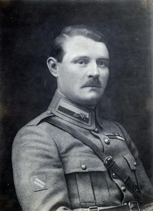 Praporník Jiří Jelínek, podplukovník in memoriam. (VHÚ Praha)