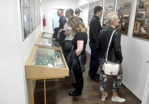 Výstava Afghánistán, co o něm víme, v komunitním centru v Brně