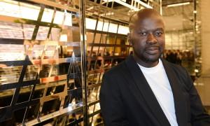 Architekt David Adjaye. FOTO: Balkis Press / ABACA / PA Images