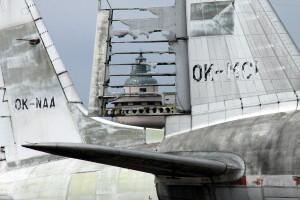 Dopravní letouny na nové výstavní ploše