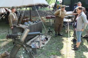 Otevírací den k zahájení 24. muzejní sezóny ve VTM Lešany