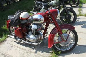 Motocykl JAWA