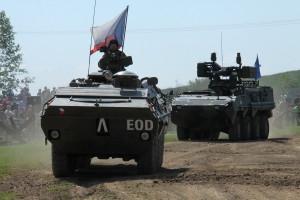 OT-64 SKOT a Pandur
