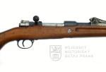Puška vz. 98 – pokusné provedení