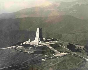 Památník bojů o průsmyk Šipka v letech 1877-1878
