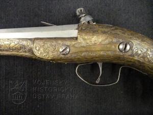 Pistole s katalánským zámkem, Ripoll (?), konec 17. století