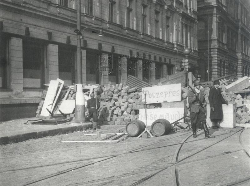 Konec nacistické okupace