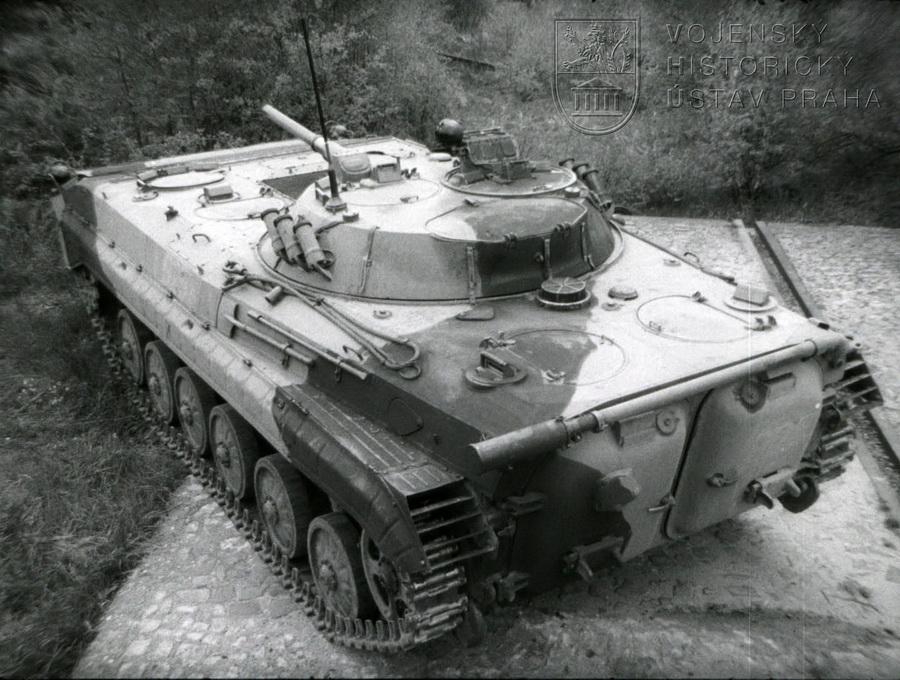 "Film ""Průzkumné vozidlo – 1. Část: BRM-1K"""