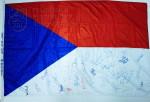 Státní vlajka České republiky od Skupiny AČR MINUSMA III